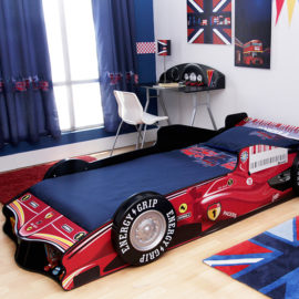 Fury Car Bed